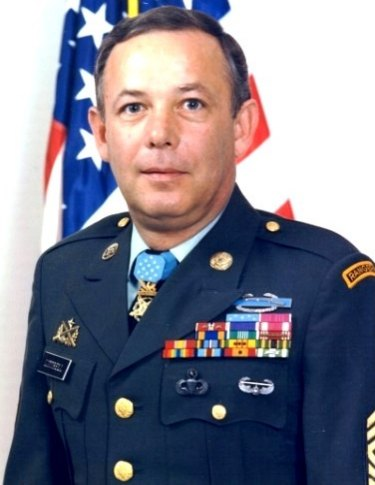 Gary Lee (MOH Citation) Littrell